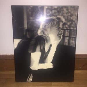 Accessories - Marilyn Monroe poster decoration